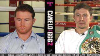 Canelo Alvarez vs. GGG 2