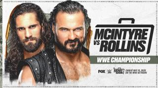 Drew McIntyre To Defend WWE Title Against Seth Rollins At WWE Money In The Bank