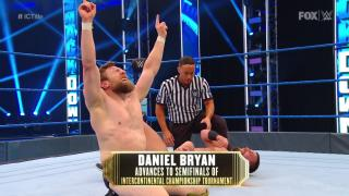 Elias & Daniel Bryan Advance In WWE Intercontinental Title Tournament On SmackDown