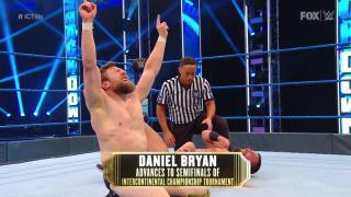 Elias & Daniel Bryan Advance In WWE Intercontinental Title Tournament On SmackDown