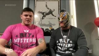 Rey Mysterio Damns Seth Rollins On WWE Raw