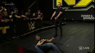 Finn Balor Turns On Johnny Gargano, Tommaso Ciampa At The End Of 10/23 NXT