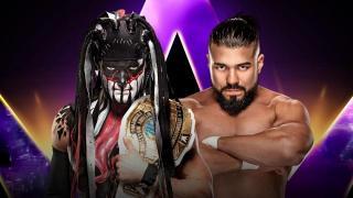'Demon King' Finn Balor Defending Intercontinental Title Against Andrade At Super ShowDown