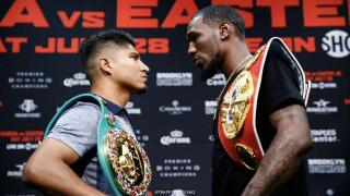 Mikey Garcia vs. Robert Easter Jr. Results: A New Unified Lightweight Champion Is Crowned