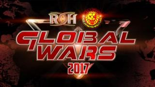 Current Cards For NJPW & ROH's Global Wars Tour