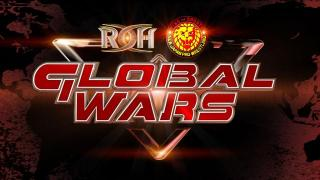ROH/NJPW Global Wars Coming to North America In November