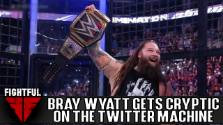Bray Wyatt Sends Cryptic Messages on Twitter: 'I'm Not A God, I Never Was'