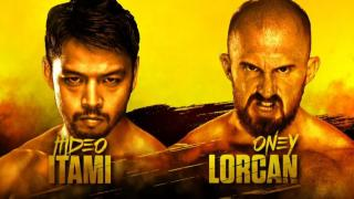 Hideo Itami and Oney Lorcan had a brutal match in NXT on June 7th
