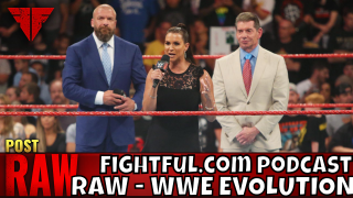 Fightful Wrestling Podcast  WWE Monday Night Raw 7/23/18 Full Show Review