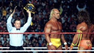 Fightful Alternate Commentary Podcast: Hulk Hogan vs. Ultimate Warrior Mania 6!
