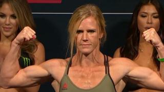Showdown Joe: Cyborg vs. Holm Set for UFC 219?