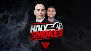Holy Smokes MMA Podcast (4/3): Tony Ferguson Injured, Max Holloway In Against Khabib Nurmagomedov