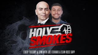 Holy Smokes! MMA Podcast with Kamaru Usman, Frank Trigg, plus Joe and Sean talk UFC Fighter Retreat, Cyborg Assault, More!