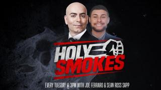Holy Smokes MMA Podcast (9/12): UFC Pittsburgh Preview, UFC 215 Fallout, Rousey, PED Expert, More