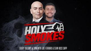 Holy Smokes MMA Podcast (9/19)- UFC Pittsburgh Review, UFC Japan Preview, Bellator, Cormier, Frank Trigg Joins