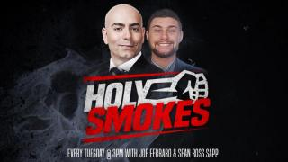 Holy Smokes MMA Podcast (10/3): UFC 216 Preview, Bellator 184 Preview, McGregor, Pierson Appears