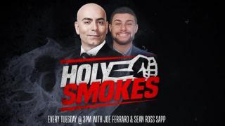 Holy Smokes MMA Podcast (1/2): Stipe Miocic & Wonderboy Thompson Interviews, Rizin, Cyborg, More