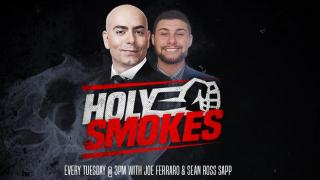 Holy Smokes MMA Podcast 1/16/18: Chael Sonnen Appears, UFC 220 Preview, Bellator 192 Preview, More