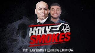 Holy Smokes MMA Podcast (1/30): Miocic vs. Cormier, Rousey - WWE, UFC Belem Preview, PROS PICKS!