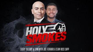 Holy Smokes MMA Podcast (2/13): UFC Austin Preview, Guest James Vick, UFC 221 Thoughts, Pros Picks