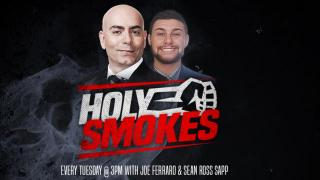 Holy Smokes MMA Podcast (3/13): UFC London Preview, Curtis Blaydes & Joe Lauzon Appear, More