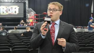 Exclusive: Ian Riccaboni Recalls Finding Out He'd Become The Voice of ROH