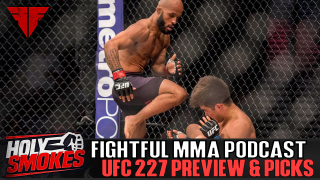 Fightful MMA Holy Smokes Podcast (7/31): UFC Calgary, Conor McGregor, UFC 227 Preview, Khabib