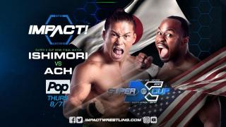 IMPACT Wrestling on Pop TV Results 8/10 Super X Cup Semi-final Match, LAX vs VOW & More!