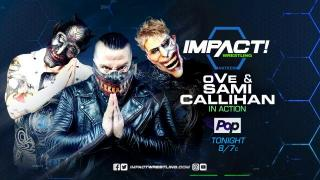 IMPACT Wrestling on Pop TV 11/9 Results oVe & Sami Callihan, GHC Heavyweight Championship Match & More!