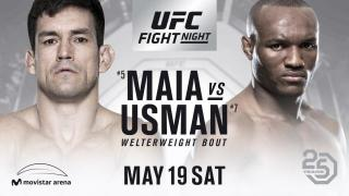 UFC Fight Night Chile Results: Demian Maia vs. Kamaru Usman Headlines, Plus Claudio Puelles Pulls Off A Miracle Comeback