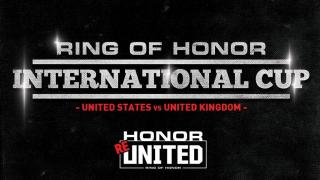 ROH Honor Re-United Day 3 Results: International Cup Winner Vs ROH World Champion