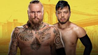 Hideo Itami vs Aleister Black Added To NXT Takeover Brooklyn III
