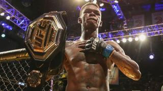 Report: Israel Adesanya On Commentary For Mike Tyson vs. Roy Jones Jr. Card