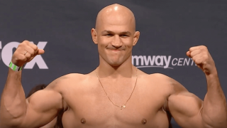 Junior Dos Santos Notified Of Potential USADA Violation, Off UFC 215