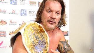 Chris Jericho Pitched IWGP Intercontinental Champion Vs WWE Intercontinental Champion Match