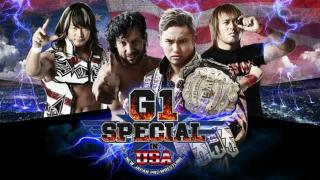 NJPW G1 Special In USA Day 2 Results: The First Ever IWGP United States Champion Is Crowned!
