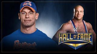 John Cena To Induct Kurt Angle Into WWE Hall Of Fame