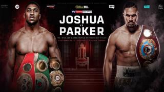 Anthony Joshua vs. Joseph Parker Set For Major Heavyweight Unification On March 31