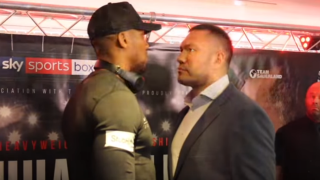Kubrat Pulev Injured, Will Not Fight Anthony Joshua On October 28; New Opponent Announced