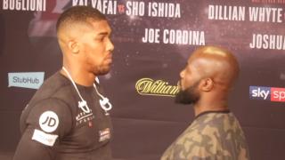 Anthony Joshua vs. Carlos Takam Results: Joshua Retains Via Stoppage
