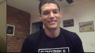 Exclusive: Alan Jouban Says He Was Reluctant To Fight Ben Saunders at UFC on FOX 28