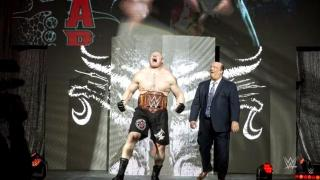 Brock Lesnar Reaches 500 Days As WWE Universal Champion