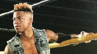 Lio Rush Reports To WWE Performance Center