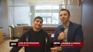 Exclusive: Joe Stevenson Says Dominick Reyes' Progress Is 'Flabbergasting'