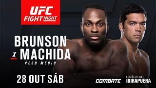 UFC Fight Night Sao Paulo Results: Lyoto Machida Returns & Colby Covington vs. Demian Maia In The Co-Main
