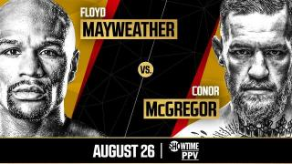 Floyd Mayweather Says He'd Fight In The Octagon, McGregor Disagrees