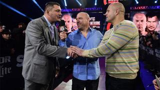 Bellator Is The Right Place For Fedor In 2017