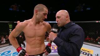 Report: Sean Strickland vs. Wellington Turman At UFC Fight Night: Hall vs. Silva