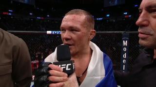 Report: Petr Yan Defends Bantamweight Title Against Aljamain Sterling At UFC 256