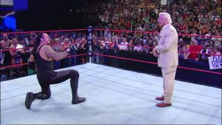 If The Undertaker Could Be Any Other Character In Wrestling History, He'd Want To Be Ric Flair